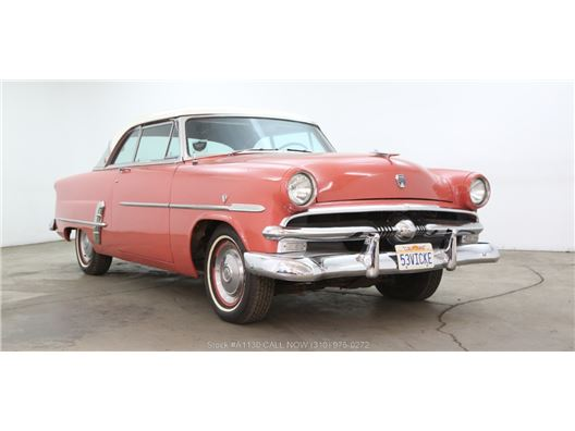 1953 Ford Crestline Victoria for sale in Los Angeles, California 90063