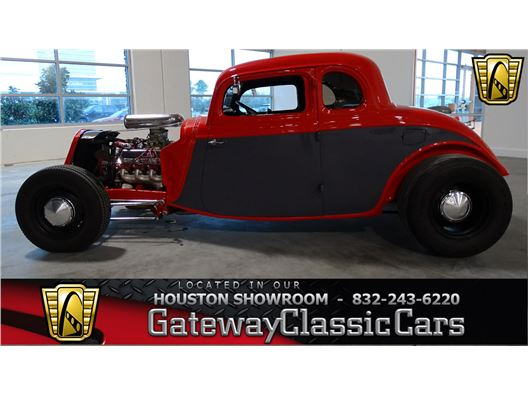 1934 Ford 5 Window for sale in Houston, Texas 77090