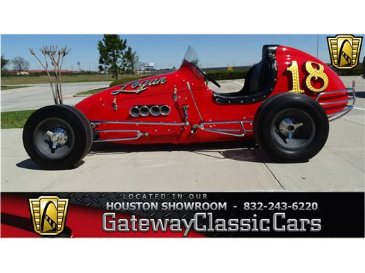 1947 Kurtis-Kraft Midget #18 for sale in Houston, Texas 77090