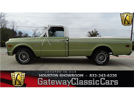 1969 GMC C10 for sale in Houston, Texas 77090