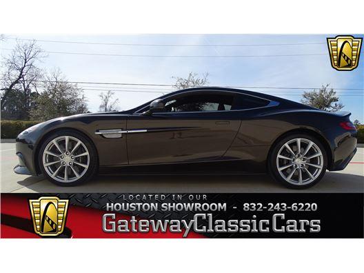 2014 Aston Martin Vanquish for sale in Houston, Texas 77090