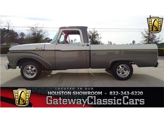 1964 Ford F100 for sale in Houston, Texas 77090