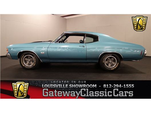 1971 Chevrolet Chevelle for sale in Memphis, Indiana 47143