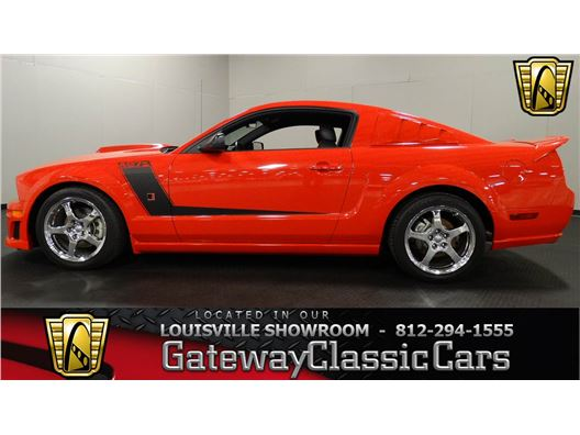 2007 Ford Mustang for sale in Memphis, Indiana 47143