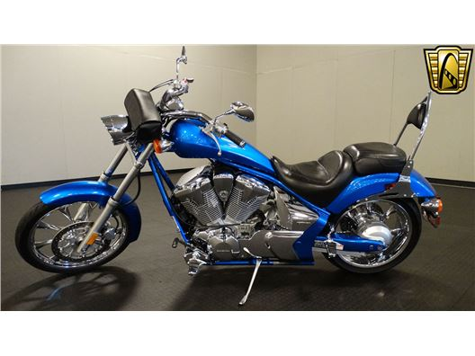 2012 Honda VT1300CX for sale in Memphis, Indiana 47143
