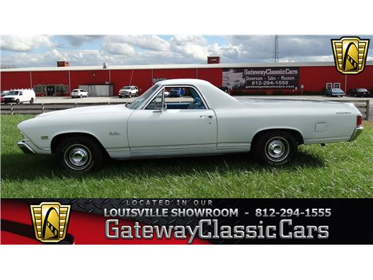 1968 Chevrolet El Camino for sale in Memphis, Indiana 47143