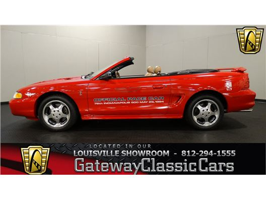 1994 Ford Mustang for sale in Memphis, Indiana 47143