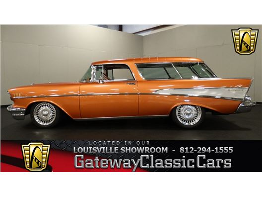 1957 Chevrolet Nomad for sale in Memphis, Indiana 47143