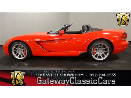 2004 Dodge Viper for sale in Memphis, Indiana 47143