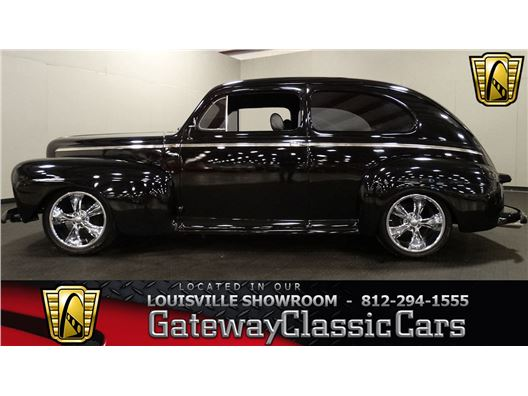 1948 Ford Deluxe for sale in Memphis, Indiana 47143