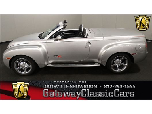 2004 Chevrolet SSR for sale in Memphis, Indiana 47143