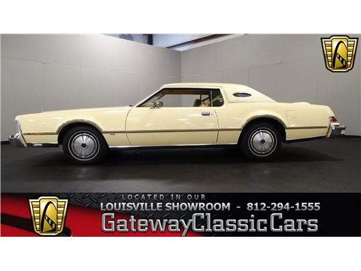 1976 Lincoln Continental for sale in Memphis, Indiana 47143