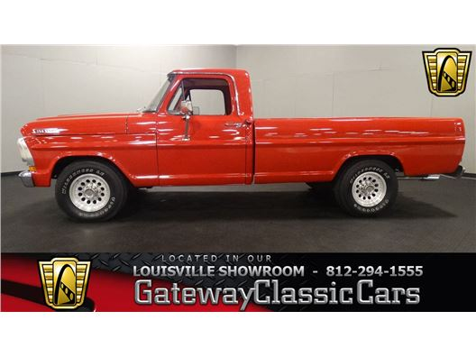 1967 Ford F250 for sale in Memphis, Indiana 47143