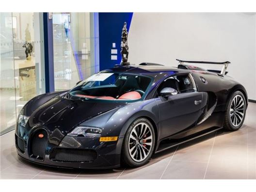 2010 Bugatti Veyron for sale in New York, New York 10019