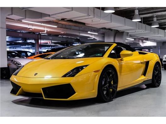 2012 Lamborghini Gallardo for sale in New York, New York 10019