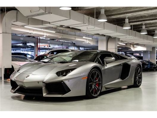 2014 Lamborghini Aventador for sale in New York, New York 10019