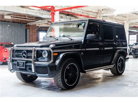 2016 Mercedes-Benz G-Class for sale in New York, New York 10019