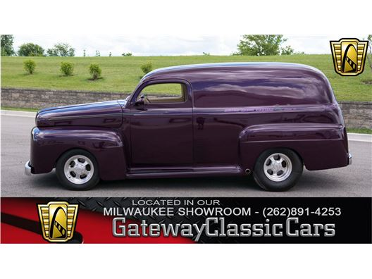 1948 Ford F100 for sale in Kenosha, Wisconsin 53144
