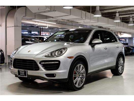 2013 Porsche Cayenne for sale in New York, New York 10019