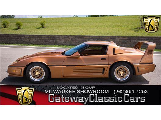 1984 Chevrolet Corvette for sale in Kenosha, Wisconsin 53144
