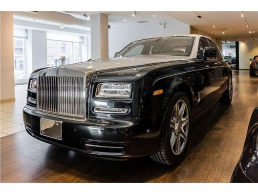 2017 Rolls-Royce Phantom for sale in New York, New York 10019