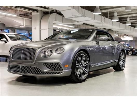 2018 Bentley Continental for sale in New York, New York 10019