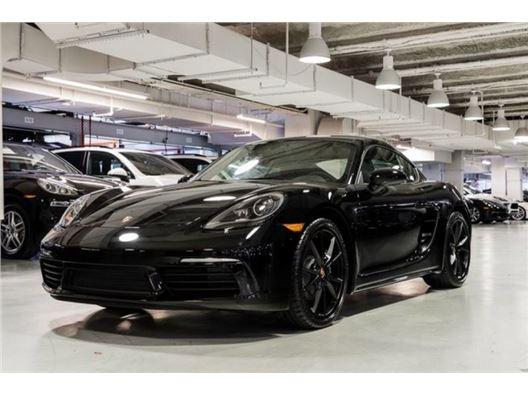 2018 Porsche 718 Cayman for sale in New York, New York 10019
