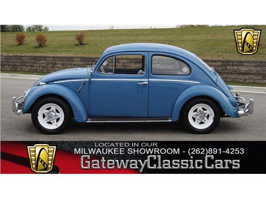 1959 Volkswagen Beetle for sale in Kenosha, Wisconsin 53144