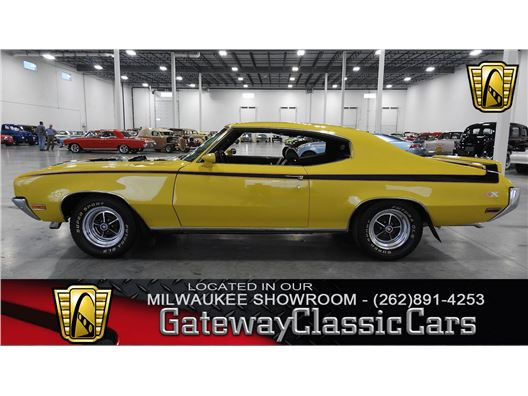 1970 Buick GSX for sale in Kenosha, Wisconsin 53144