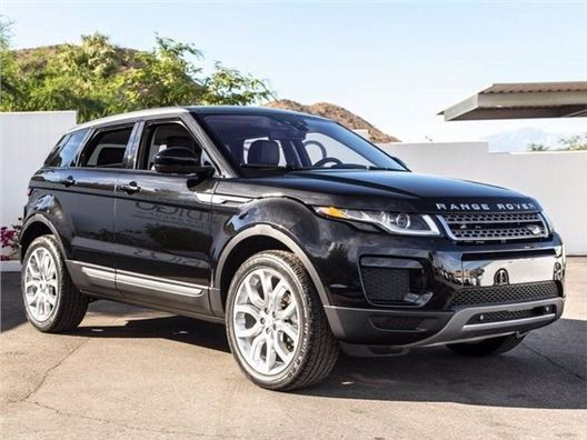 2018 Land Rover Range Rover Evoque for sale in Rancho Mirage, California 92270
