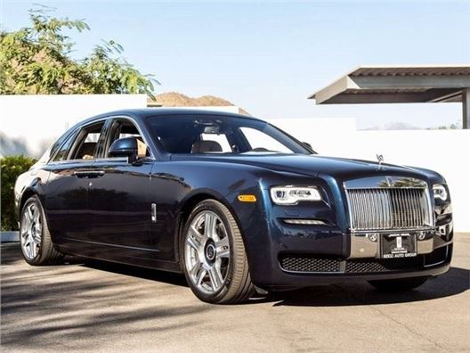 2017 Rolls-Royce Ghost for sale in Rancho Mirage, California 92270