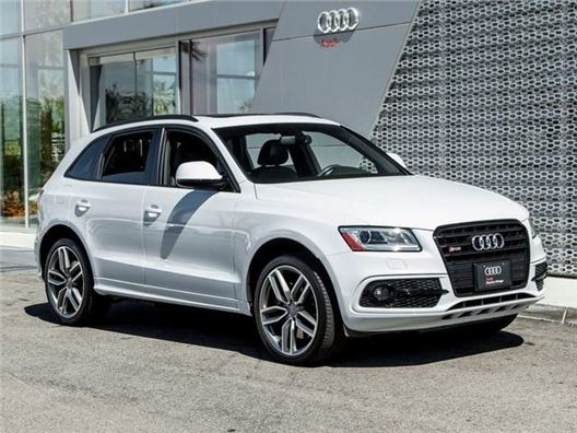 2016 Audi SQ5 for sale in Rancho Mirage, California 92270