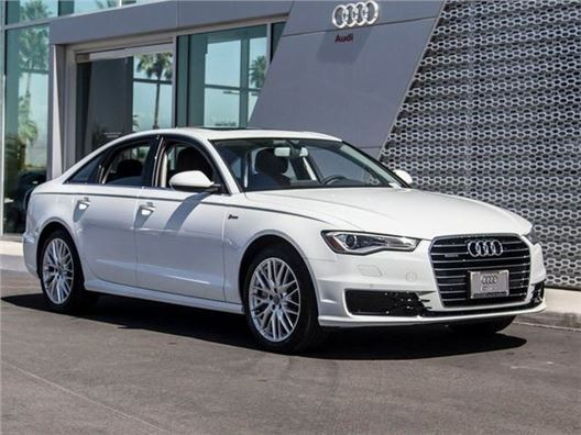 2016 Audi A6 for sale in Rancho Mirage, California 92270