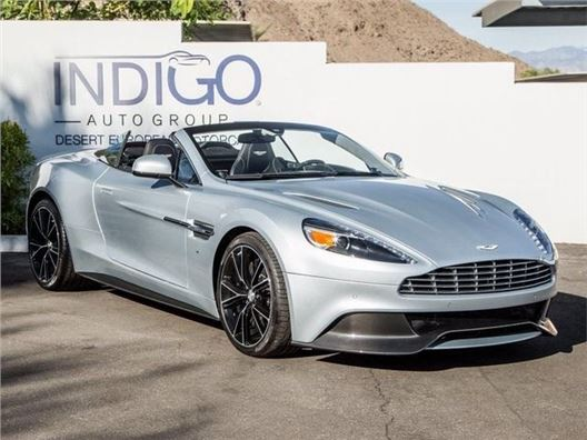 2016 Aston Martin Vanquish for sale in Rancho Mirage, California 92270