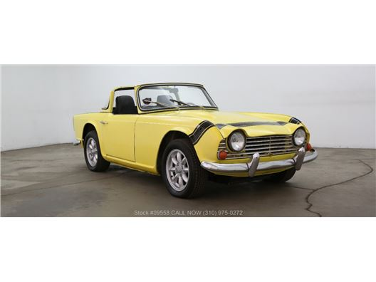 1966 Triumph TR4A for sale in Los Angeles, California 90063