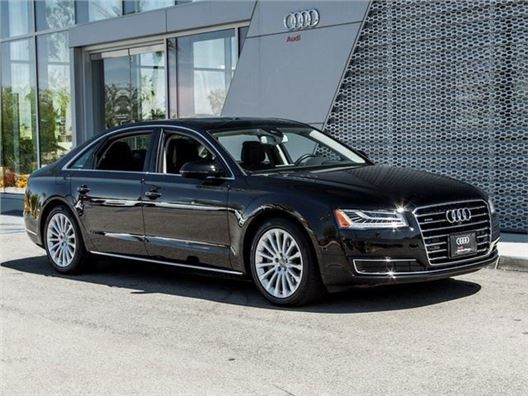 2015 Audi A8 for sale in Rancho Mirage, California 92270