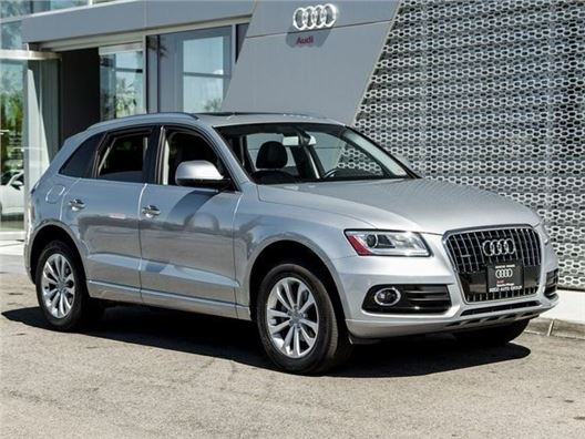 2015 Audi Q5 for sale in Rancho Mirage, California 92270