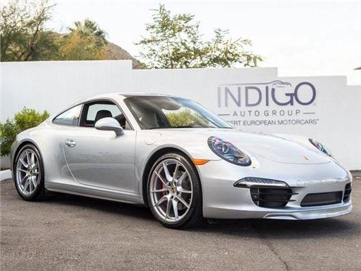 2014 Porsche 911 for sale in Rancho Mirage, California 92270
