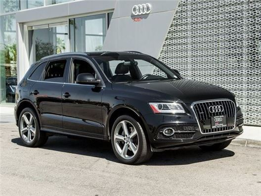 2013 Audi Q5 for sale in Rancho Mirage, California 92270