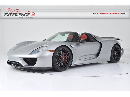 2015 Porsche 918 Spyder for sale in Fort Lauderdale, Florida 33308