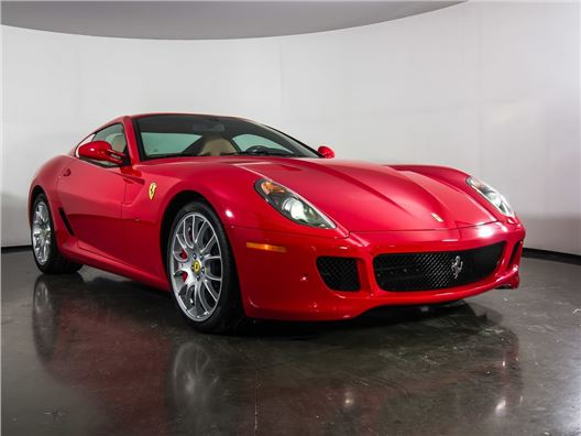 2007 Ferrari 599 GTB Fiorano for sale in Plano, Texas 75093