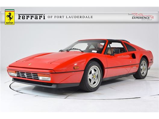 1989 Ferrari 328 GTS for sale in Fort Lauderdale, Florida 33308