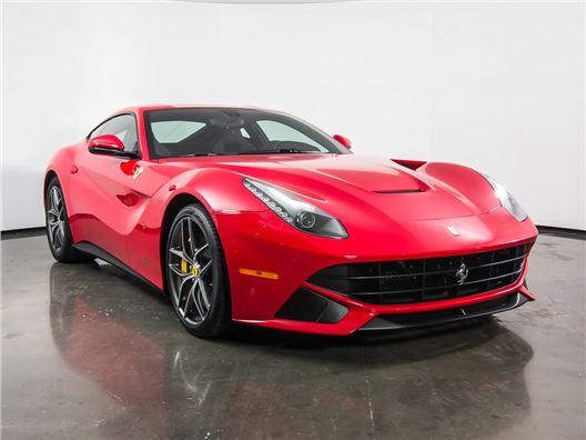 2017 Ferrari F12berlinetta for sale in Plano, Texas 75093