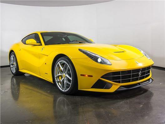 2016 Ferrari F12berlinetta for sale in Plano, Texas 75093