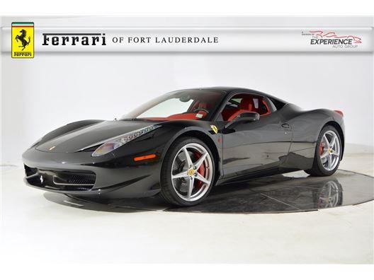 2014 Ferrari 458 Italia for sale in Fort Lauderdale, Florida 33308