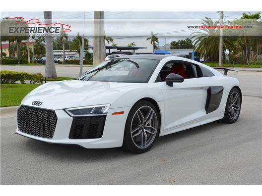 2017 Audi R8 V10 Plus for sale in Fort Lauderdale, Florida 33308