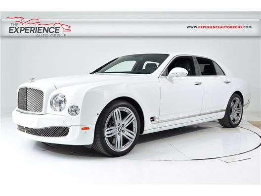 2016 Bentley Mulsanne for sale in Fort Lauderdale, Florida 33308