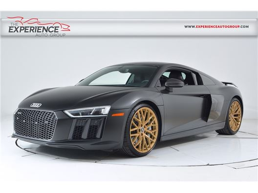 2017 Audi R8 Coupe V10 Plus for sale in Fort Lauderdale, Florida 33308