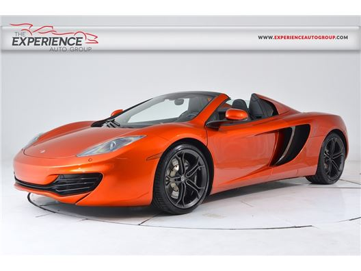 2013 McLaren MP4-12C Spider for sale in Fort Lauderdale, Florida 33308
