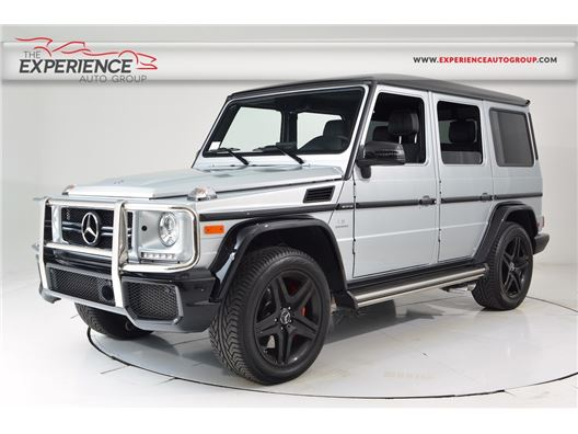 2017 Mercedes-Benz G-Class Amg G 63 for sale in Fort Lauderdale, Florida 33308